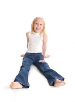 Seamless Base Layers - Sleeveless Vest - Skinnies Viscose Child